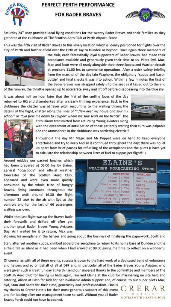 KD Perth report
