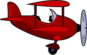 Airplane 3 - png